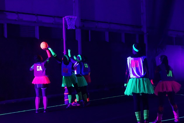 GlowSports Hens